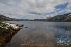 Fish Lake Scenery