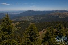 View From Dutchman Peak