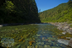 Scenery On The Smith River