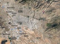 Gilded Flicker Location Map