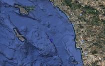 Red Phalarope Location Map