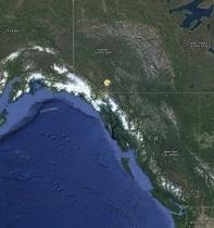 Rusty Blackbird Location Map