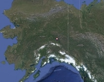 Upland Sandpiper Location Map