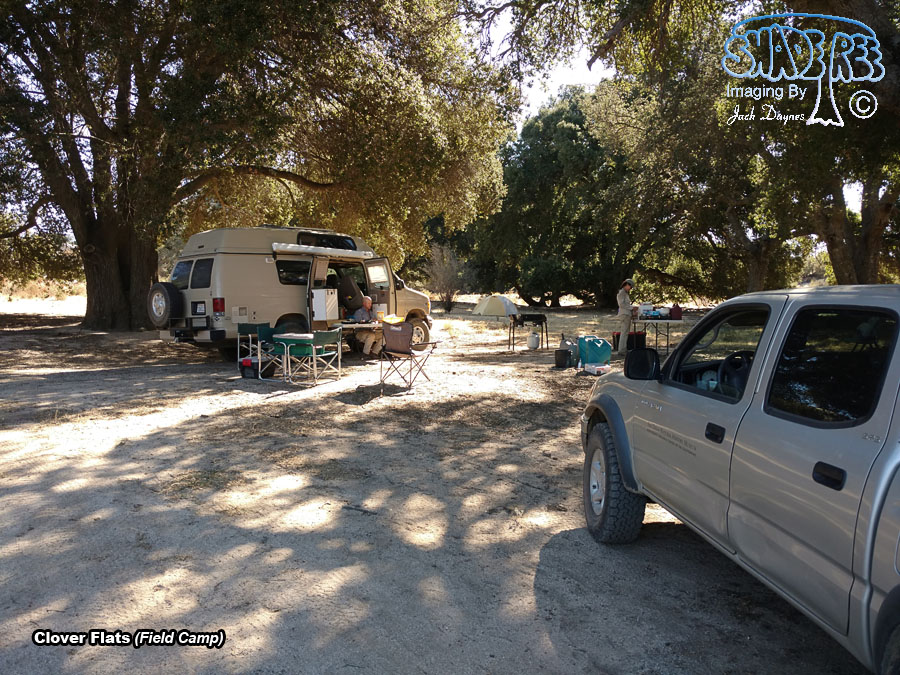 Clover Flats Campsite - Scenery
