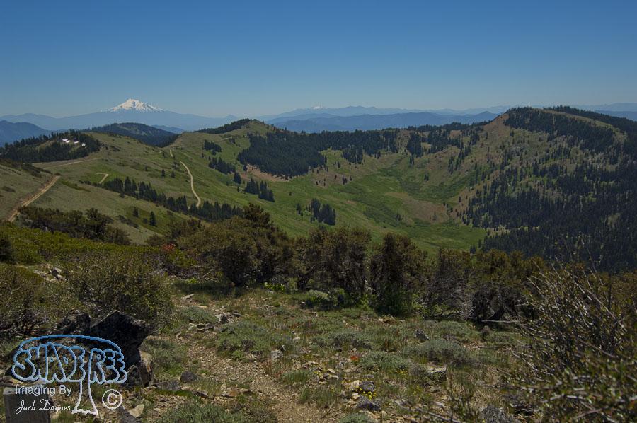 View From Dutchman Peak - n/a