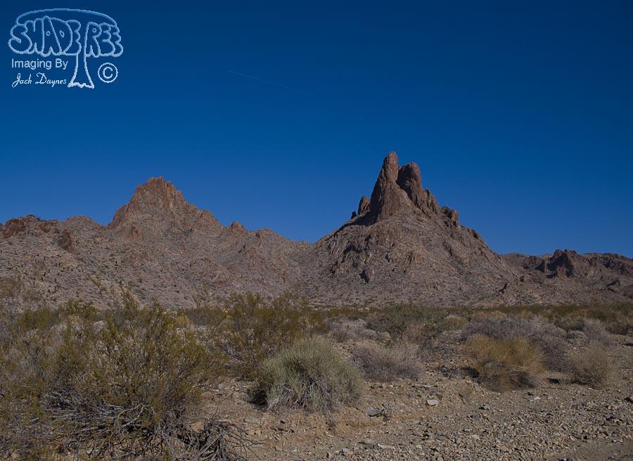 Desert Scenery - n/a