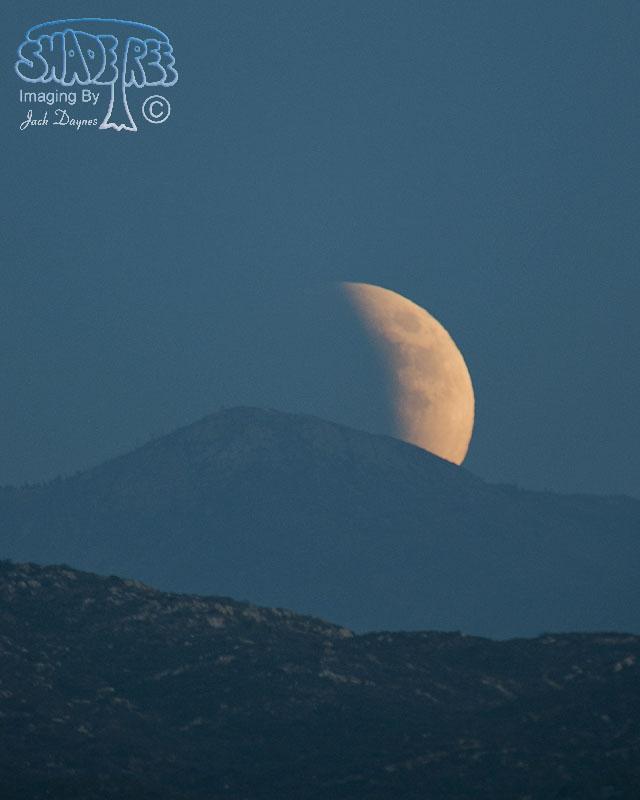 Lunar Eclipse - n/a