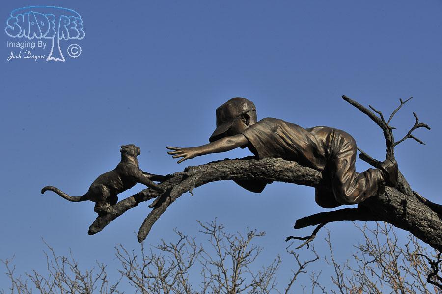 Statue in Bronze - n/a