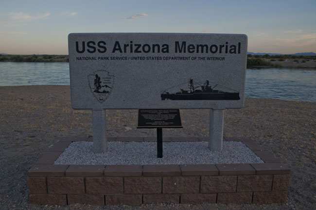 USS Arizona Memorial - n/a