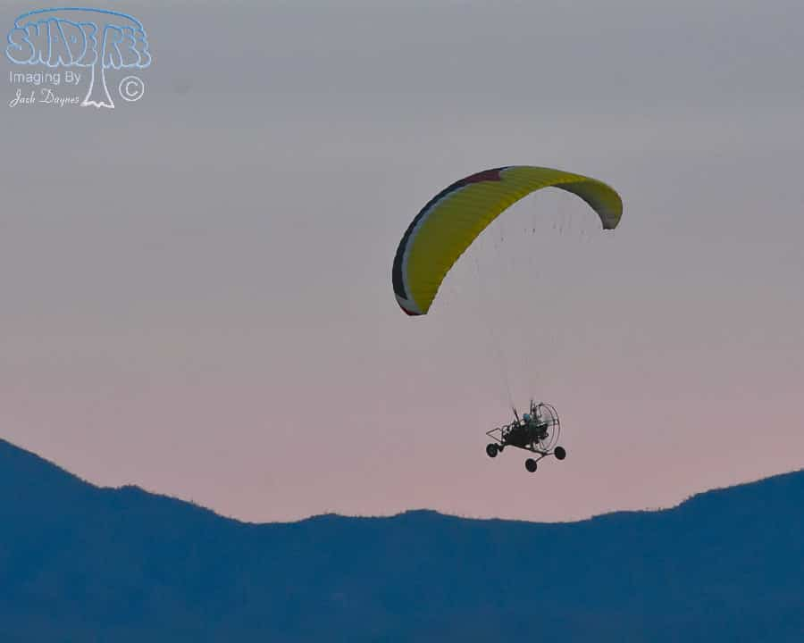 Powered ParaGliding - n/a
