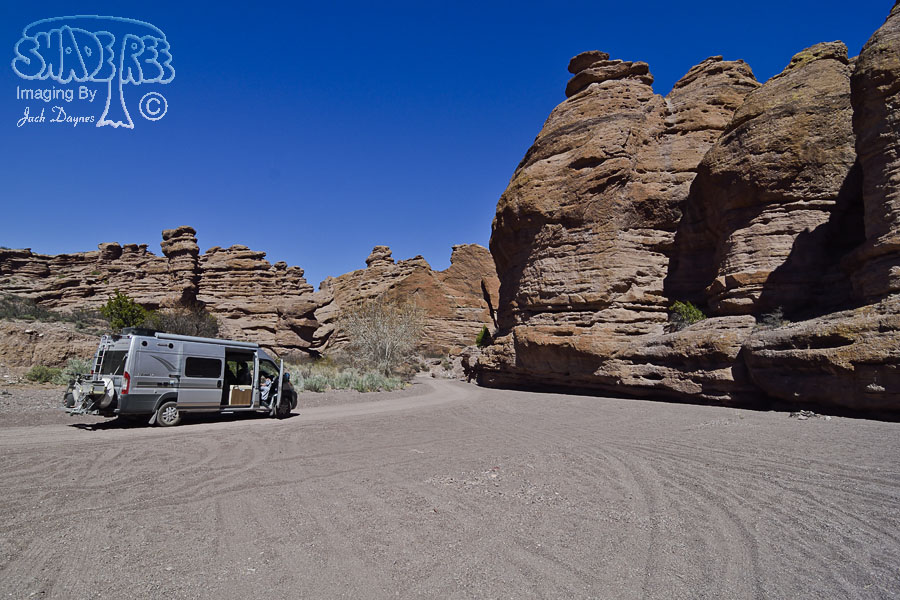 Canyon Scenery - n/a