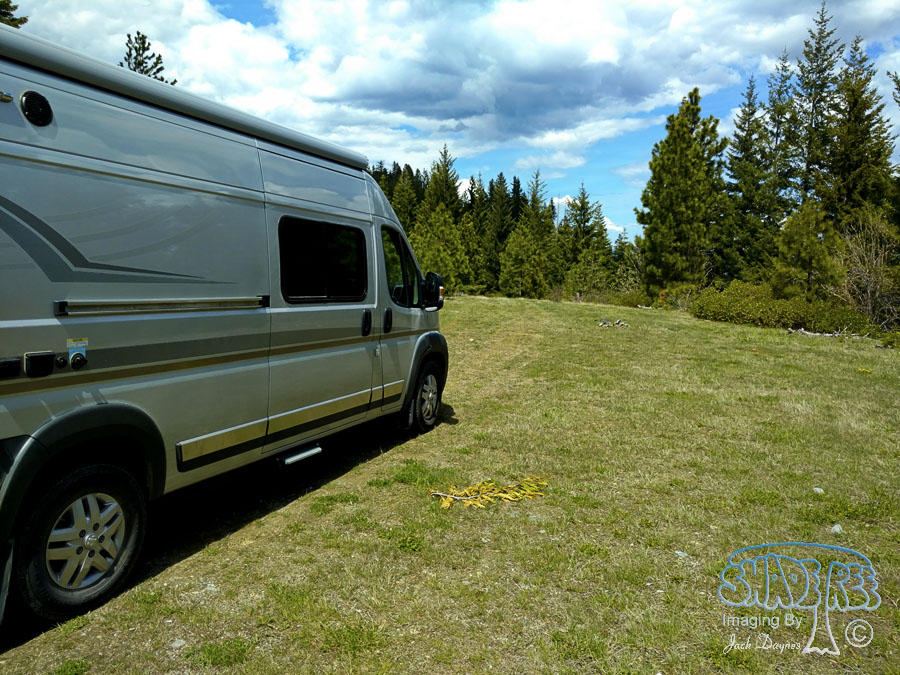 My Winnebago Travato - n/a