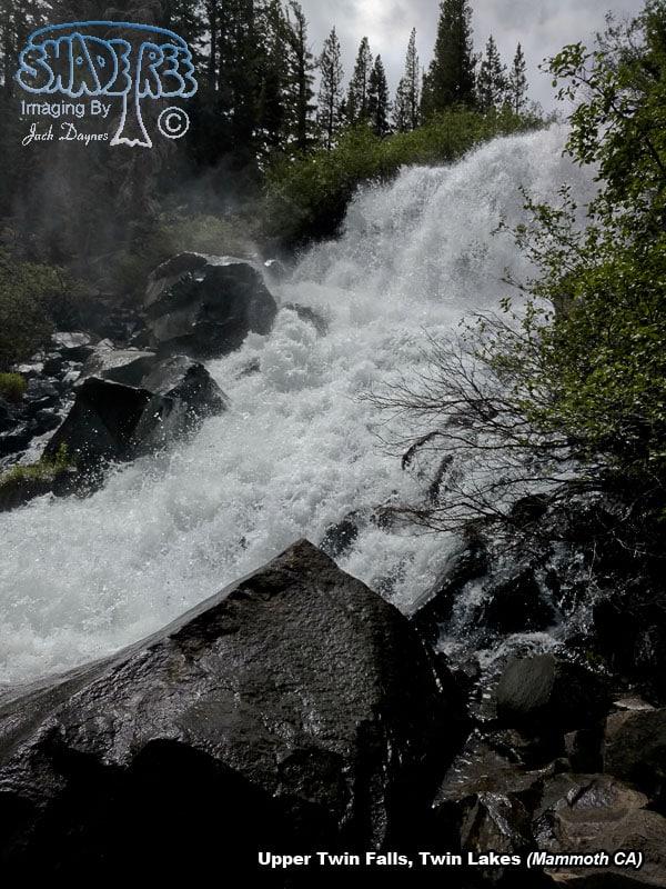 Twin Falls - Scenery