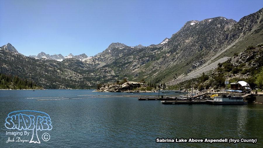 Sabrina Lake - Scenery