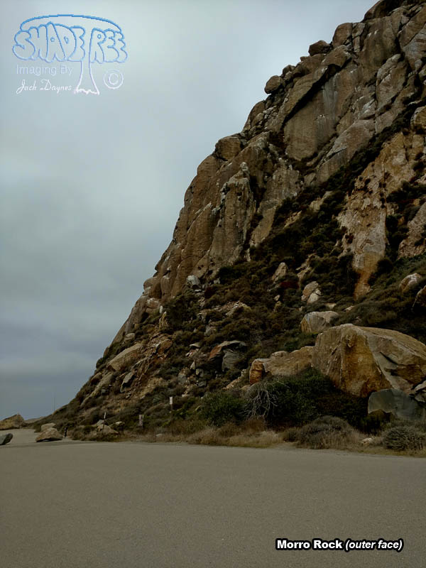 Morro Rock - Scenery