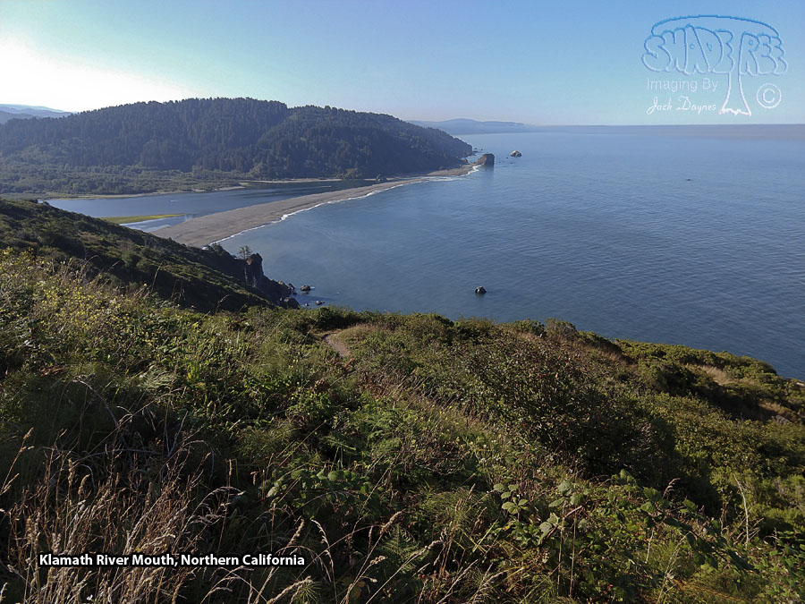 Klamath River Mouth - Scenery