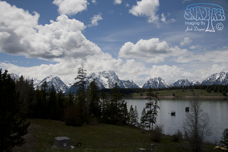 Grand Teton Range - Scenery