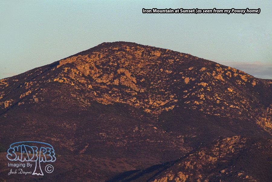 Iron Mountain - Scenery