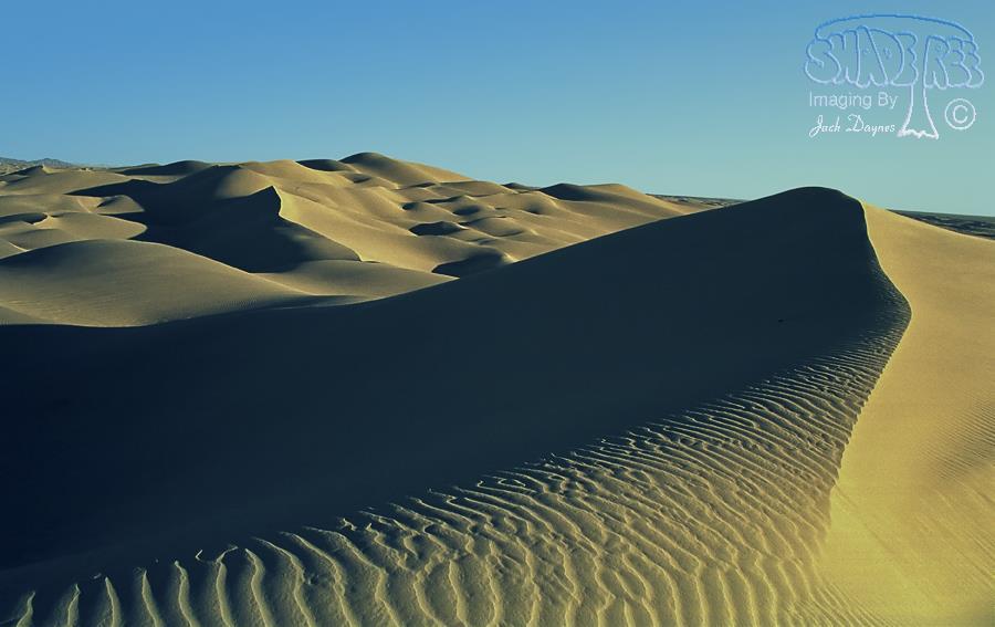 Sand Dunes - Scenery