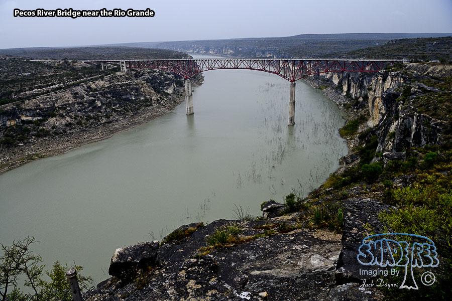 Pecos River - Scenery
