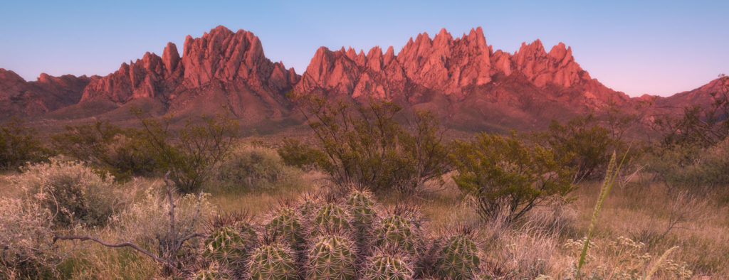 Organ Mountains - Scenery