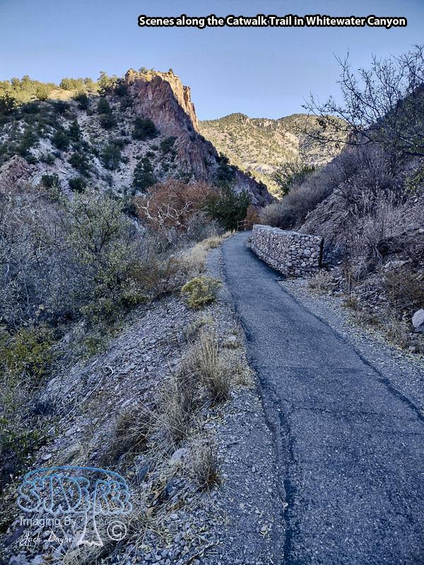 Catwalk Trail - Scenery