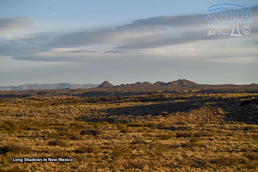 New Mexico Sagelands - Scenery